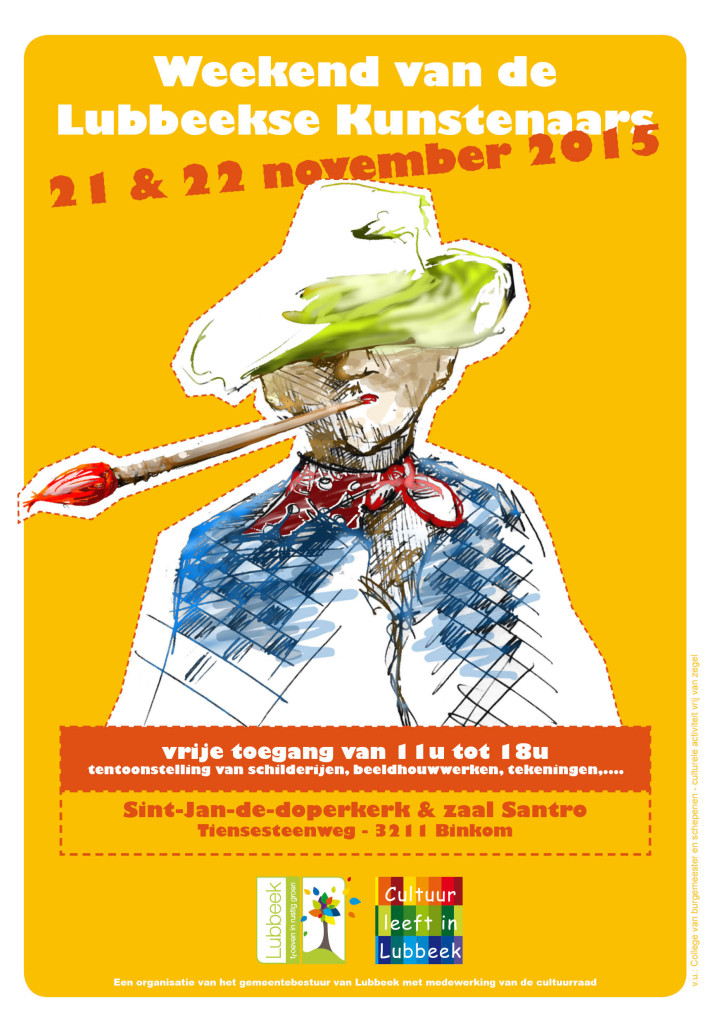 2015 Flyer weekend Lubbeek